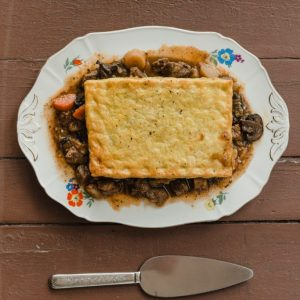 steak pot pie