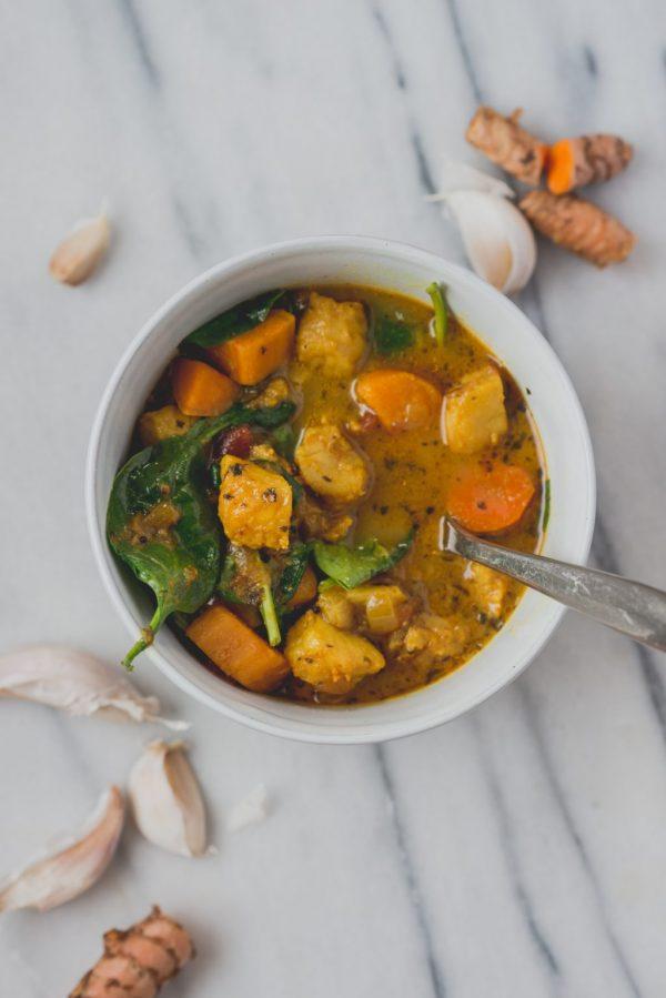 whitefish kasmiri curry
