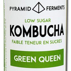 Kombucha, Green Queen